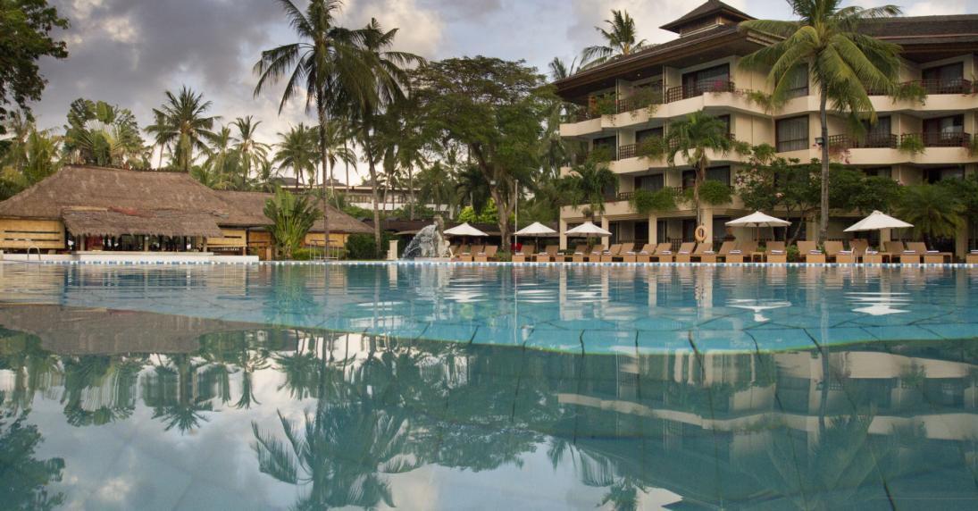 Prama Sanur Pool & Building_2