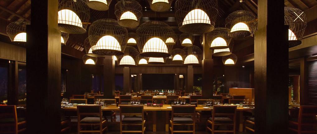 bvlgari restaurant