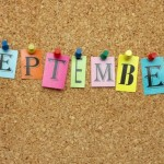 September is coming