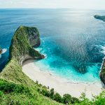 Day Tour in Nusa Penida visiting Klingking beach, Billabong beach and many more