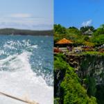 Tanjung Benoa, Shopping Tour & Uluwatu Temple